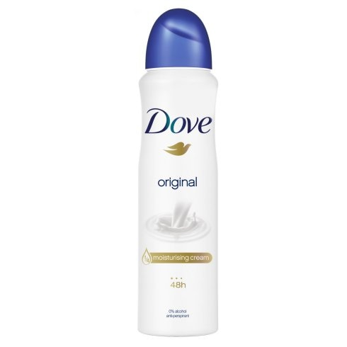 .DOVE DEO SPRAY 150 ML ORIGINAL